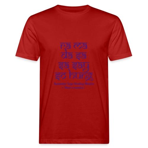 RA MA DA SA - T-shirt ecologica da uomo