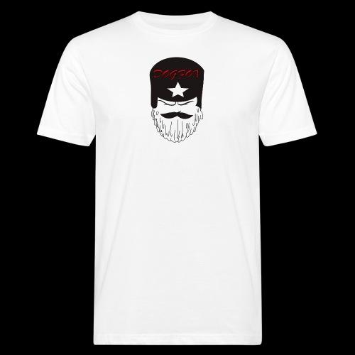 Zwerg Dogfox - Männer Bio-T-Shirt