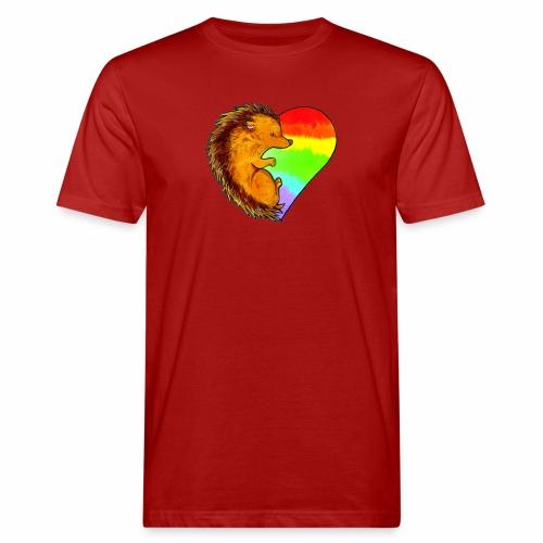 RICCIO - T-shirt ecologica da uomo