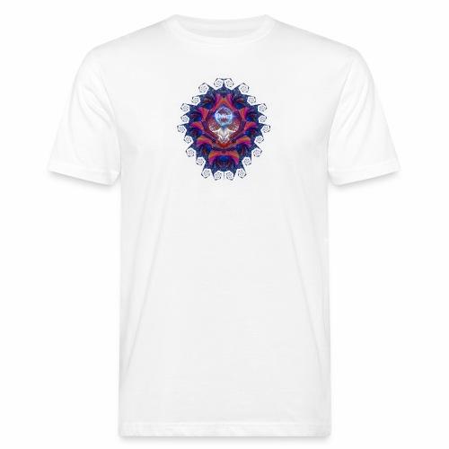 Alien Skull - whtwzrd - Miesten luonnonmukainen t-paita