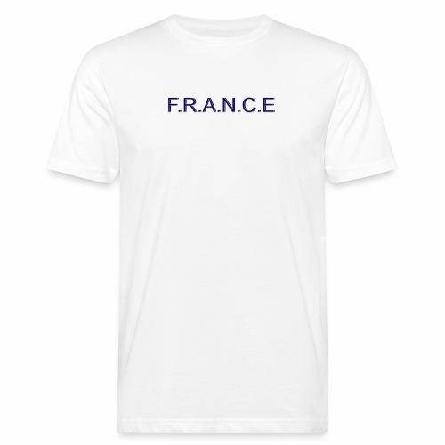 FRANCE LOGO - T-shirt bio Homme