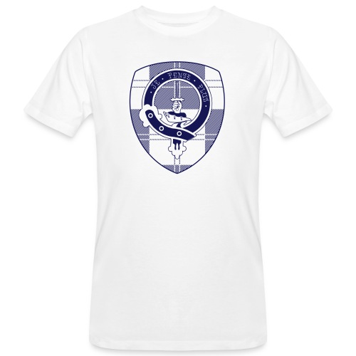 Logo Scouting Erskine 2018 - Mannen Bio-T-shirt