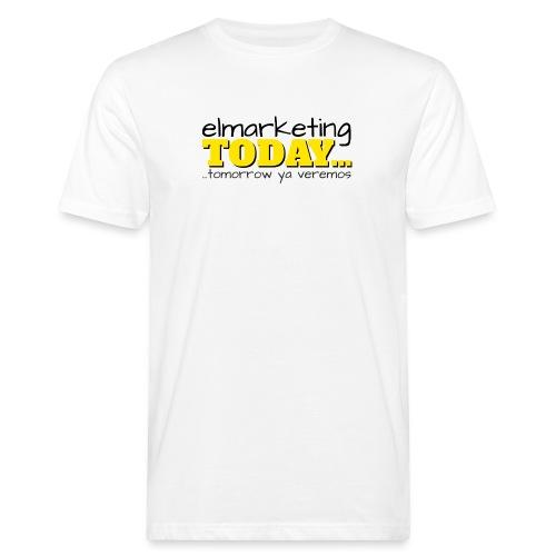LOGOTIPO - Camiseta ecológica hombre