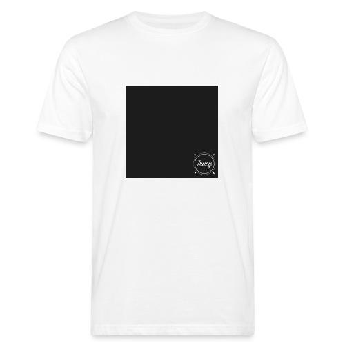 Trucy Schwarz - Männer Bio-T-Shirt