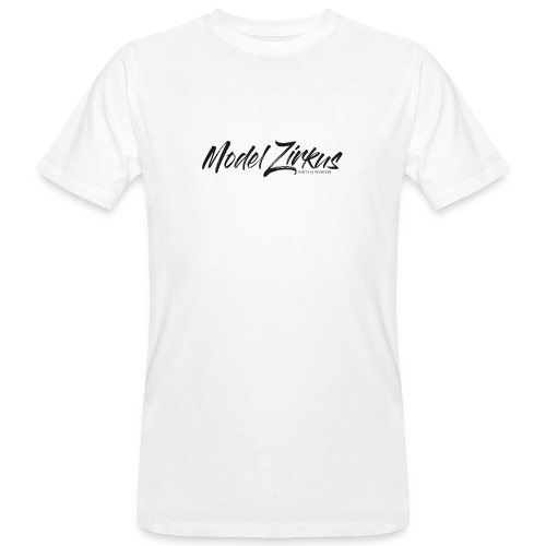 ModelZirkus V1 - Männer Bio-T-Shirt