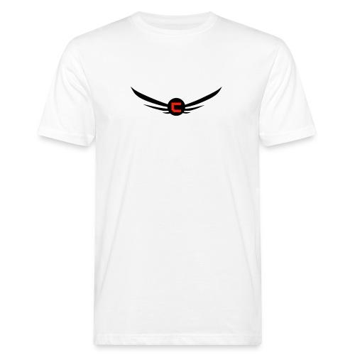 CloudyLogoTshirt - Ekologisk T-shirt herr