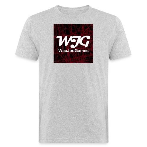 T-shirt WJG logo - Mannen Bio-T-shirt