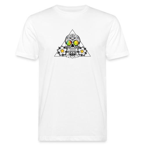 The day of the dead - Miesten luonnonmukainen t-paita