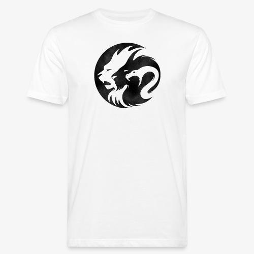 RBNDLX - LION / DRAGON / SNAKE EFFECT - Männer Bio-T-Shirt