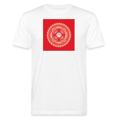 Muladhara - Root Chakra - Miesten luonnonmukainen t-paita
