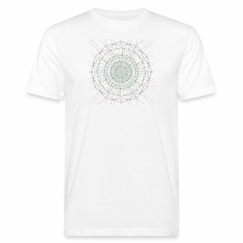 Mandala - Miesten luonnonmukainen t-paita