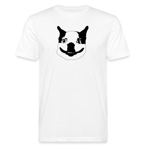 Lennu - Mustat Ääriviivat - Miesten luonnonmukainen t-paita