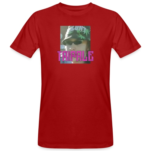 Rare Taipale - Miesten luonnonmukainen t-paita