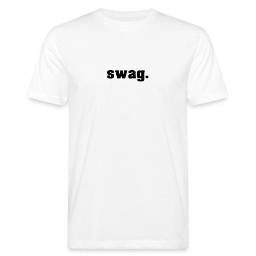 swag.   black   gift idea - Men's Organic T-Shirt