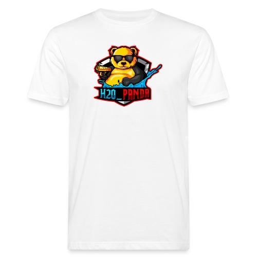 Pandas Loga - Ekologisk T-shirt herr