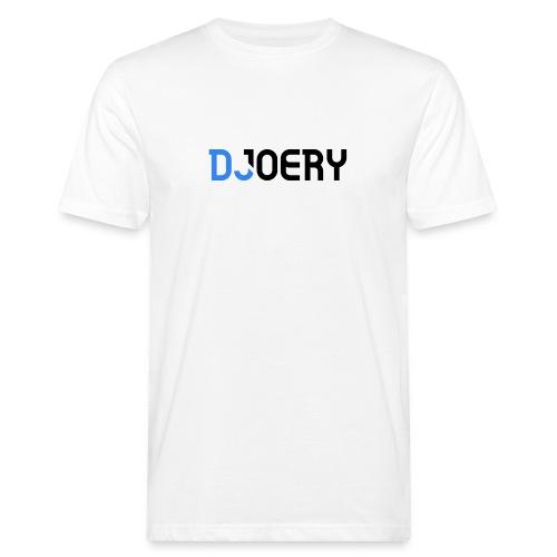 logo transparantbg blacktext noslogan - Mannen Bio-T-shirt