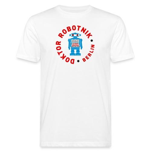 Doktor Robotnik Berlin - Männer Bio-T-Shirt