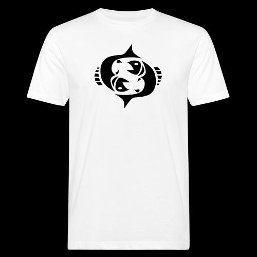STERNZEICHEN FISCH - Männer Bio-T-Shirt