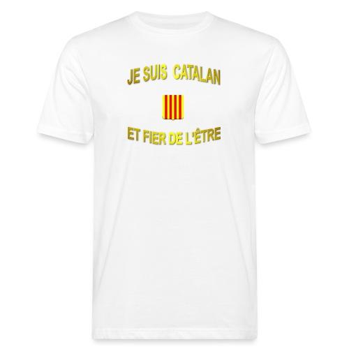 Dessous de verre à l'emblème du PAYS CATALAN - T-shirt bio Homme