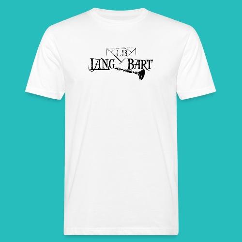 Logo-BN - T-shirt ecologica da uomo