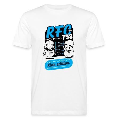 RFC 793 Kids Edition - Men's Organic T-Shirt