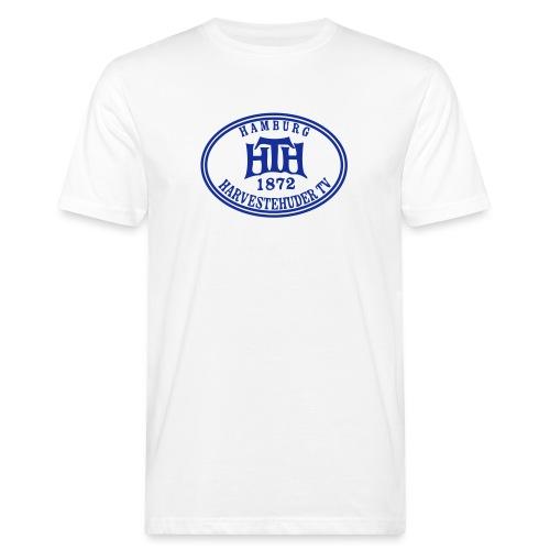 HHT Vereinslogo - Wählbare Farben - Männer Bio-T-Shirt