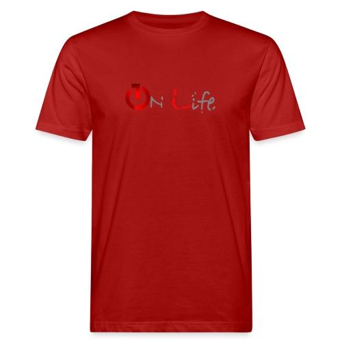 OnLife Logo - T-shirt bio Homme
