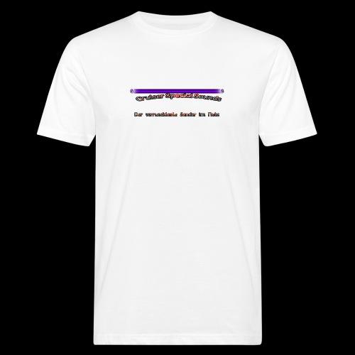 cssder - Männer Bio-T-Shirt