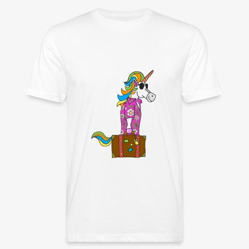 Unicorn trip - T-shirt bio Homme