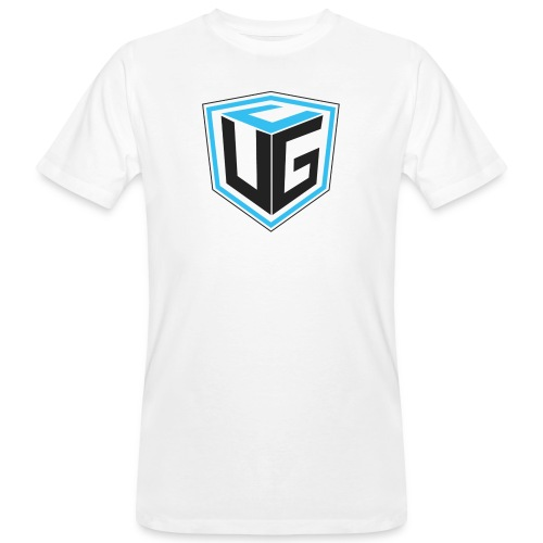Ultimate Gaming Community Cube - Männer Bio-T-Shirt