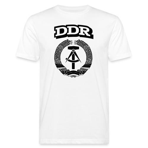 DDR T-paita - Miesten luonnonmukainen t-paita