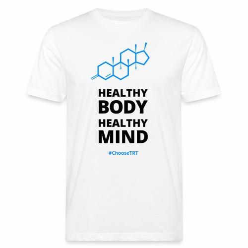 #ChooseTRT - Men's Organic T-Shirt
