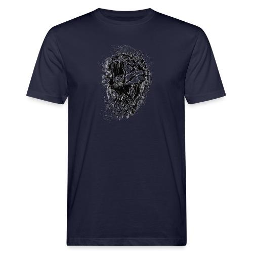 villikissa kuva - Miesten luonnonmukainen t-paita