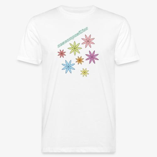SOLRAC composition - Camiseta ecológica hombre