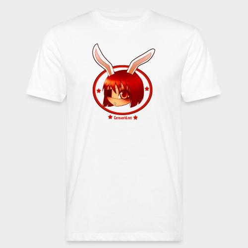 Geneworld - Bunny girl pirate - T-shirt bio Homme