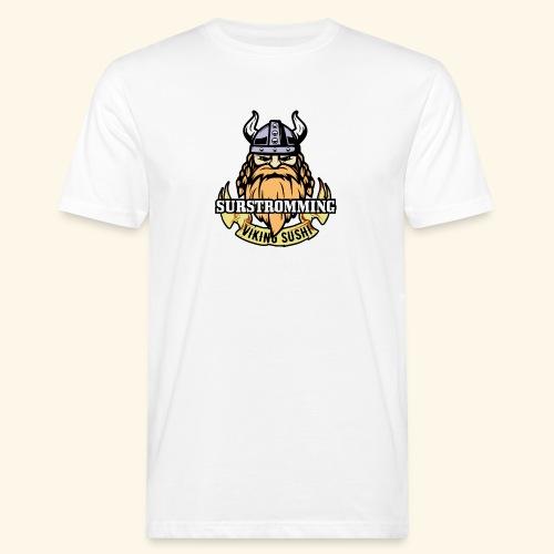 Surstromming - Männer Bio-T-Shirt