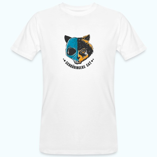 Schrödinger's Cat - Men's Organic T-Shirt