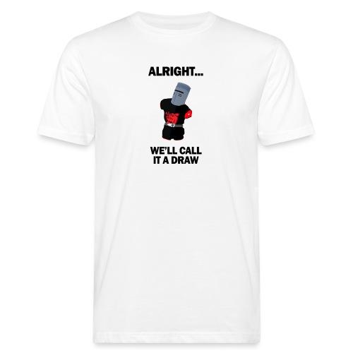 The Black Knight - Men's Organic T-Shirt