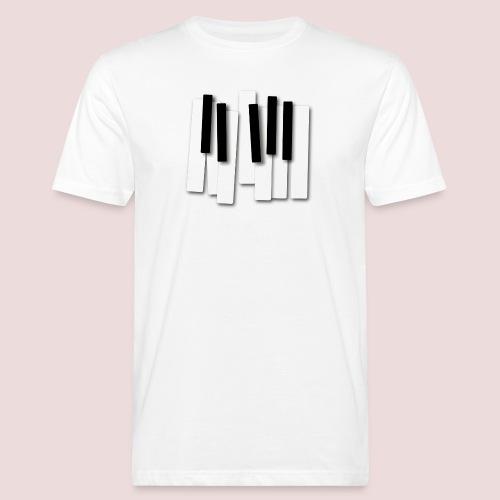 Klaviatur - Ekologisk T-shirt herr