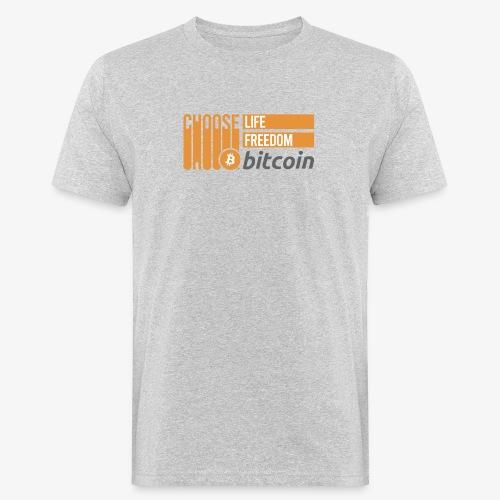 Bitcoin - T-shirt bio Homme