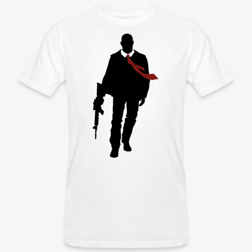 PREMIUM SO GEEEK HERO - MINIMALIST DESIGN - T-shirt bio Homme