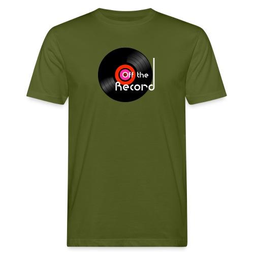 Off the Record - Miesten luonnonmukainen t-paita