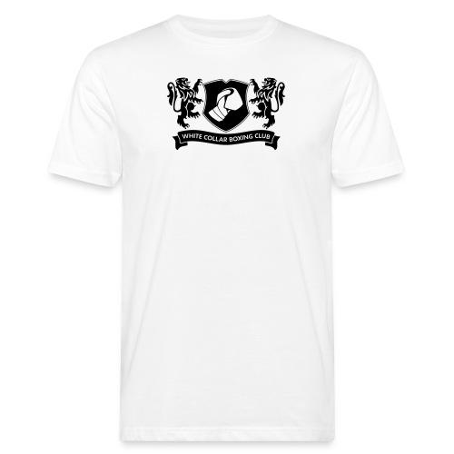 White Collar Boxing Hoodie Classic-Blue - Männer Bio-T-Shirt