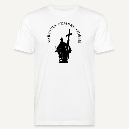 varsoviasf - Ekologiczna koszulka męska