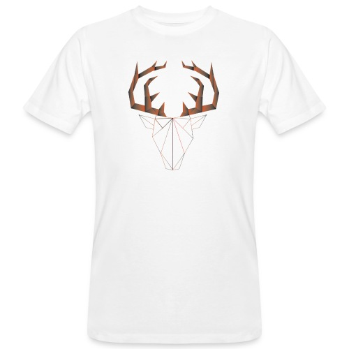 LOW ANIMALS POLY - T-shirt bio Homme