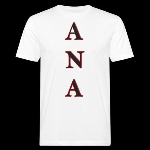 ANA - Camiseta ecológica hombre