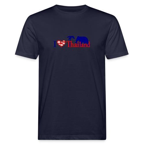 I love Thailand - Men's Organic T-Shirt