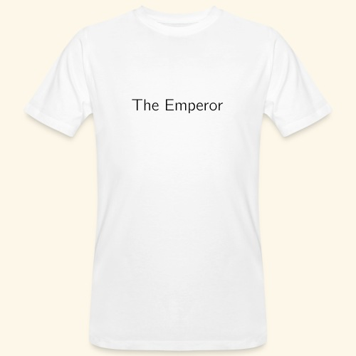 The Minimalist Tarot -The Major Arcana Series - Mannen Bio-T-shirt