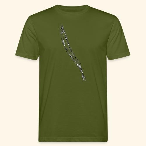 Muster_18 - Männer Bio-T-Shirt