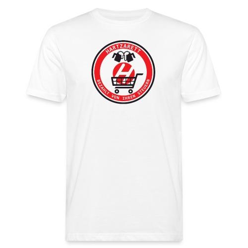 Hartzarett - Männer Bio-T-Shirt